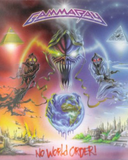 Gamma Ray - No World Order! [2001г, Heavy/Power Metal, MP3]