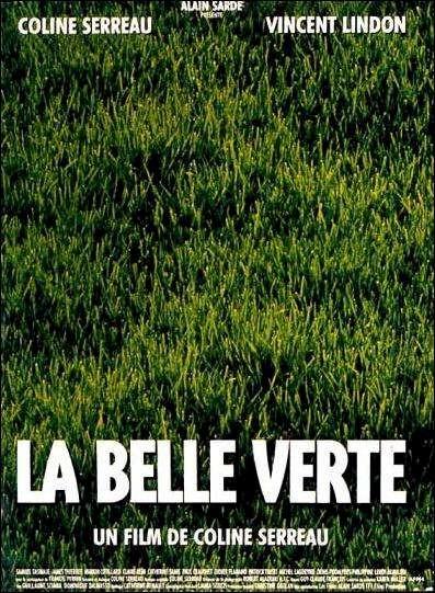 Постер Прекрасная зелёная / La belle verte