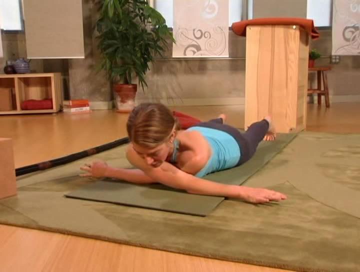 Гимнастика фитнес йога торрент
