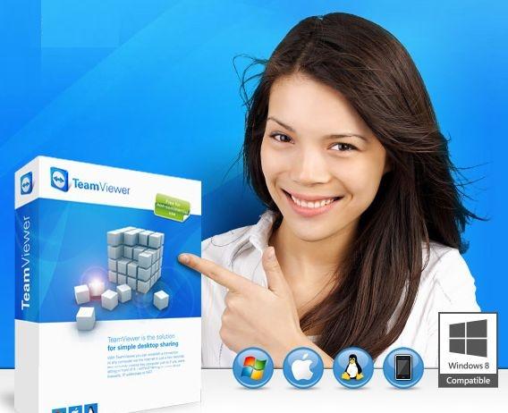 Download Teamviewer 8 key free.