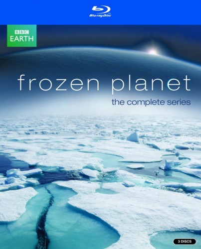 Постер Замерзшая планета