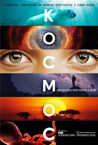 Постер Сериал Космос: Пространство да время