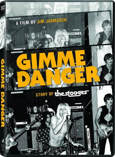Gimme Danger. История Игги да The Stooges