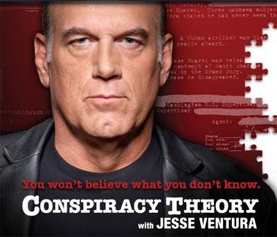 Постер Теория Заговора / Conspiracy Theory (Jesse Ventura) [2009 г., Документальный, TVRip]