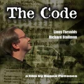 Постер Код Линукс