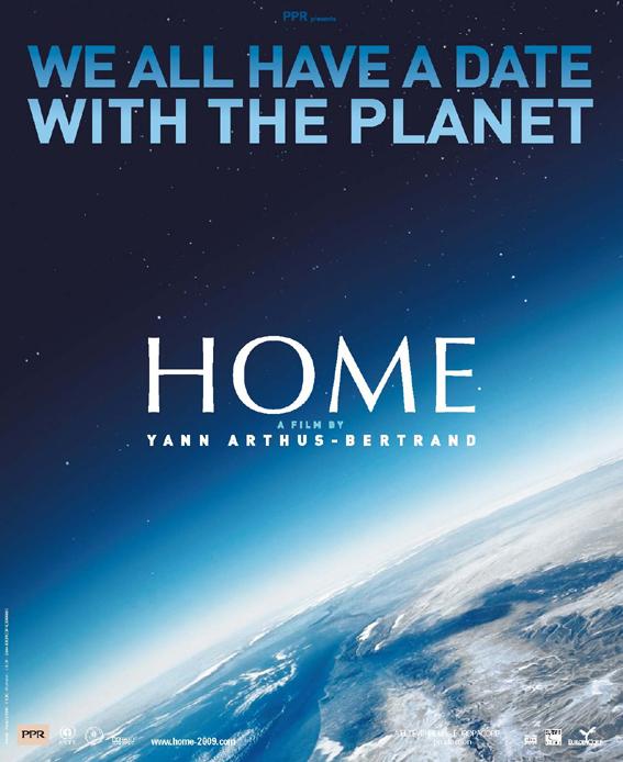 Постер Дом / Home (Янн Артюс-Бертран, Люк Бессон)